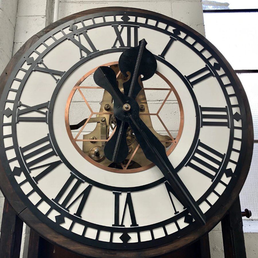 Buy Vintage Unique Tower Turret Clock From Moonee Ponds