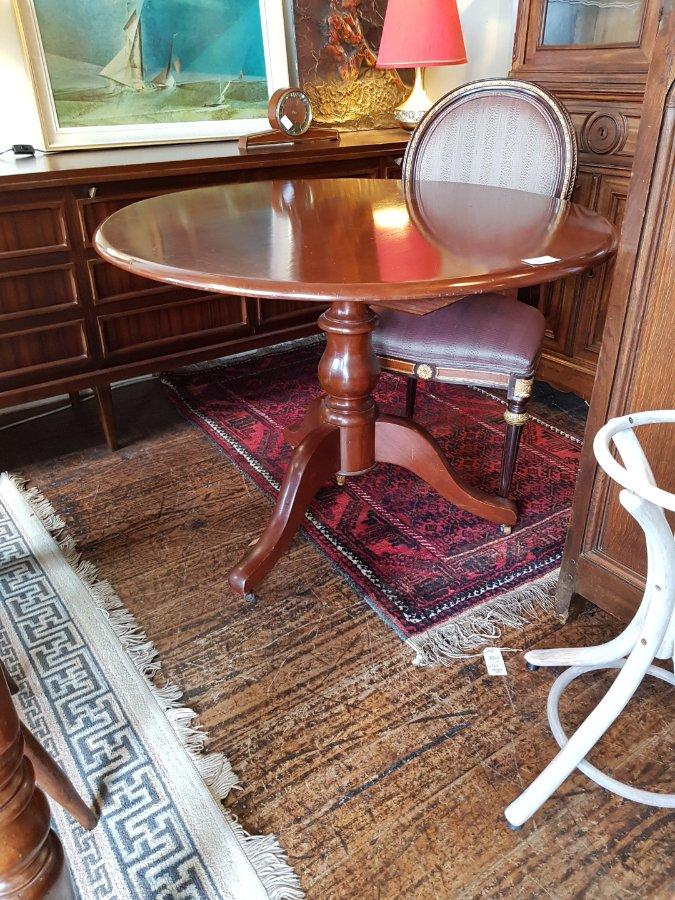 Buy Cedar Round Antique Tilt Top Dining From Grays