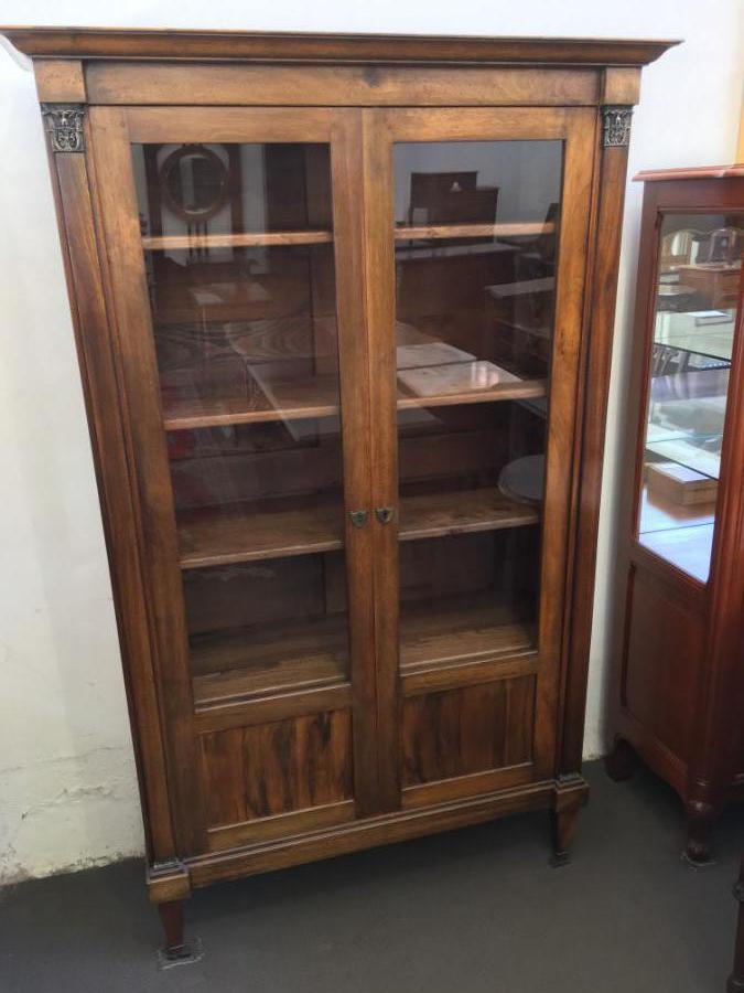 Buy French Cherry Bookcase Or Cabinet From Furniture