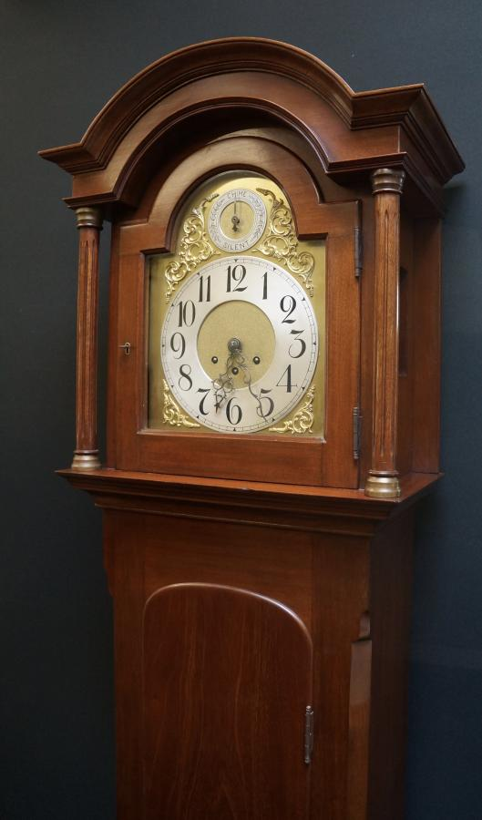Buy 1920s Grandfather Clock From Seanic Antiques