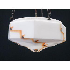 Original Art Deco Light