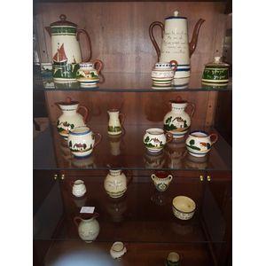 Various Torquay  ware pieces T