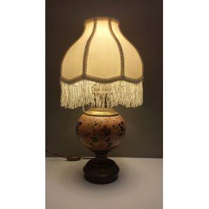 Antique vase lamp, Aubenas Sou