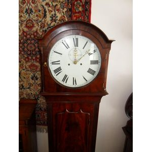 Scotish Mahogany Eight Day Lon