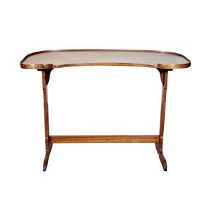 This Directoire style Walnut table is simply made and the sort of furniture one would have found in a middle class French home...