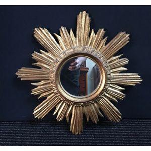French Star Burst Mirror .....