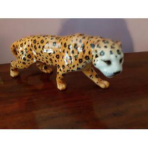 Beswick leopard figure in exce