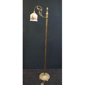 victorian standard lamp in rew