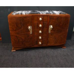 french art deco sideboard in r