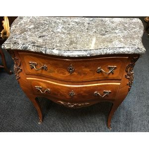 Fine c.1920's French marble to