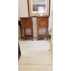 Over 82 Bedside Cabinets Commodes And Chest For Sale