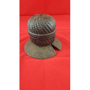 Cast iron Ball of String Holde