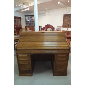 American Cutler Roll Top Desk