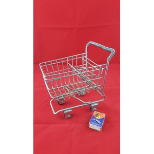 Salesmans Shopping Trolley Sample.  Made in Usa.  Good condition.