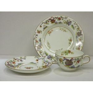 An elegant Oriental pattern, W