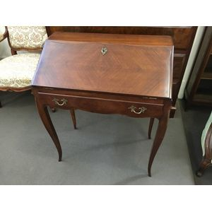 French Louis XV Style Walnut B