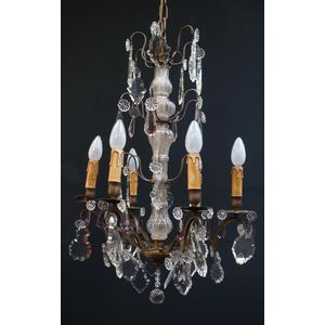 French Chandelier in Good Clea