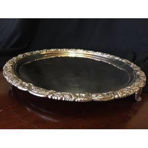 Heavy Georgian Sterling Silver