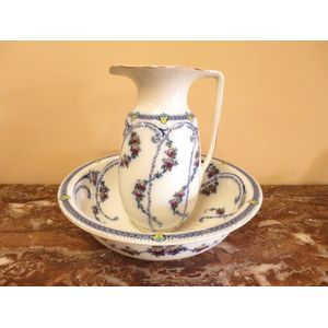 A lovely English Edwardian jug