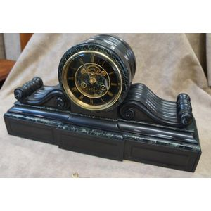 French Marble Clock in Good Cl