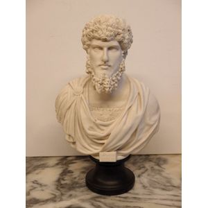 This bust is of the Roman Empe