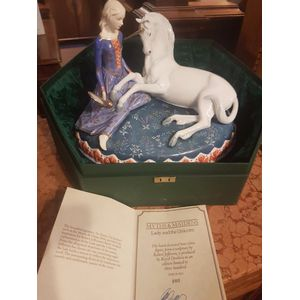 Royal doulton 1983 figurine from the Myths & Maidens collection . In its own heavy duty padded box with clips .In excellent...