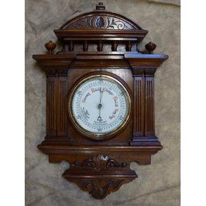Late Victorioan Barometer ....