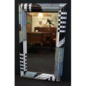 Art Deco Style Wall Mirror ...