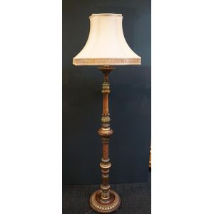 Continental Standard Lamp in D