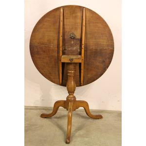 Buy 18th Century Georgian Elm Wine Table From Antiques And