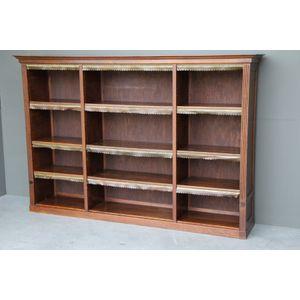 Large Oak Barrister S Bookcase 1920