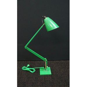 green planet lamp in good work