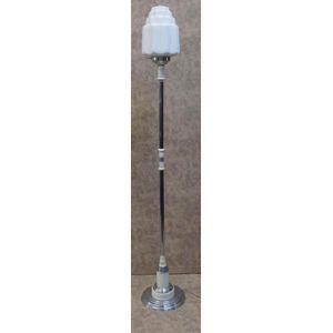 Original Art Deco Floor Lamp .