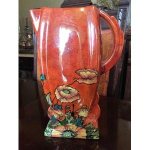 Art Deco Royal Winton Orange L
