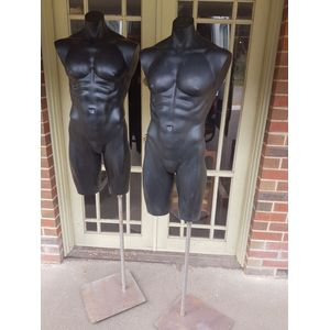 Shop mannequins  on adjustable