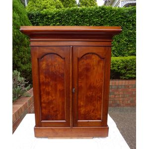 Australian Colonial Specimen Timber Cabinet  C1890