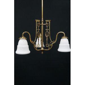 Quality Solid Brass Three Arm