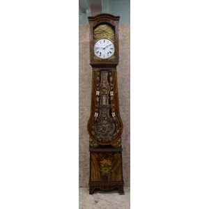 French Comtoise Clock .....Wit