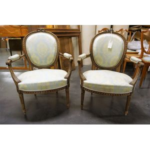 A pair of french Louis XVI sty