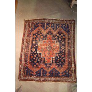 Antique hand woven Caucasian c