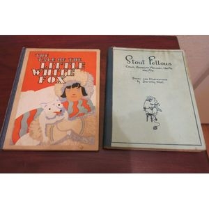 Australian Childrens Books, Stout Fellows by Chum, Angelina Wallaby, Um-Pie and Flip by Dorothy Wall $110, The Tale of the...