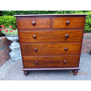 Colonial Cedar Chest By Prominent C19th Maker Joseph Sly.