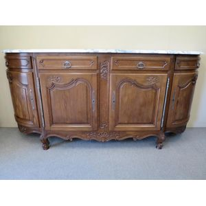 A large French Provincial oak