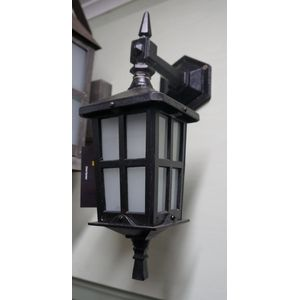 Original Cast Iron Wall Light