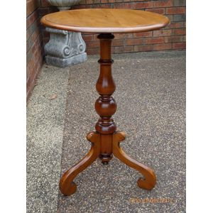 Colonial Kauri Pine Occasional Table C 1865