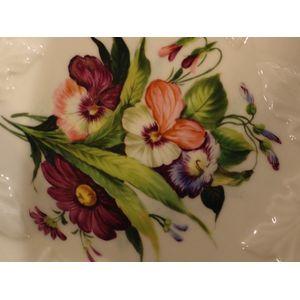 This Dresden hard paste porcel