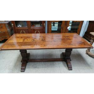 A superb Antique Gothic style 18 th century  monastery dining table in fantastic condition.
