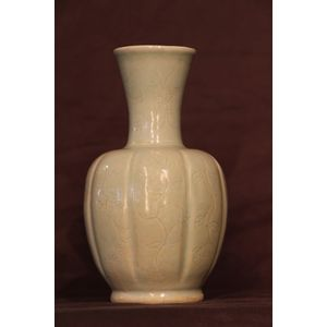 Gorgeous shaped celadon glaze