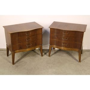 A gorgeous pair of mid century