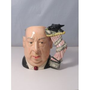 Alfred Hitchcock Jug (pink sho